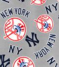 New York Yankees Fleece Fabric-Cooperstown