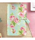 Webster\u0027s Pages Color Crush Travelers Notebook-Mint Floral