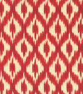 Williamsburg Lightweight Decor Fabric-Dedra/Ruby