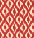 Home Decor 8\u0022x8\u0022 Fabric Swatch-Williamsburg Dedra Ruby