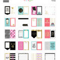 The Happy Planner Sticker Pads-Make Things Happen