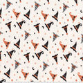 Halloween Cotton Fabric-Witch Hats