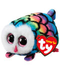 TY Beanie Boo Multi Color Owl-Hootie