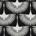 Genevieve Gorder Outdoor Fabric 9\u0022x9\u0022 Swatch-Flock Midnight