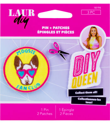 LaurDIY Pins & Patches-Sweetie Pie