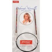 "Deborah Norville Fixed Circular Needles 32""-Size 8/5mm, , hi-res"