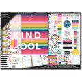 The Happy Planner 12-Month Dated Medium Planner Box Kit-Be Kind