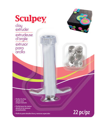 Sculpey Clay Extruder