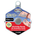 The Bead Buddy Stretch Wonder 0.5 mm Stretchy Bead & Jewelry Cord