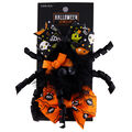 hildie & jo Halloween Jewelry 2 pk Hair Clips-Ghosts