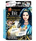 Make It Real Disney Small Watercolor Sketchbook-Descendants Evie