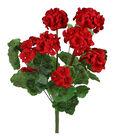 Fresh Picked Spring 20\u0027\u0027 Geranium Bush-Deep Red