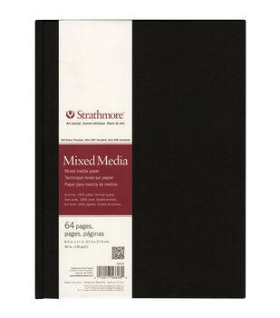 "Strathmore Mixed Media Art Journal-8.5""X11"""