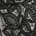 Casa Dahlia Corded Embroidery Fabric