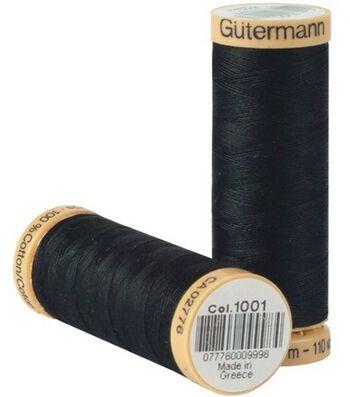 Gutermann Natural Cotton Thread 110 Yards