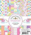 Doodlebug Double-Sided Paper Pad 6\u0022X6\u0022-Fairy Tales