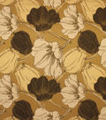 Home Decor 8\u0022x8\u0022 Fabric Swatch-Upholstery Fabric Barrow M8797-5261 Ginger