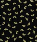Halloween Cotton Fabric 43\u0022-Spooky Eyes