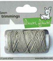 Lawn Fawn Lawn Trimmings Hemp Cord 21yd, , hi-res