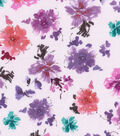 Keepsake Calico Cotton Fabric 43\u0022-Watercolor Small Floral