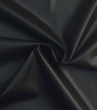 Yaya Han Cosplay Pleather Fabric -Black