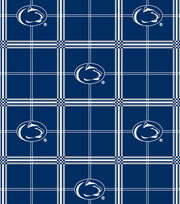 "Penn State University Nittany Lions Flannel Fabric 42""-Plaid, , hi-res"
