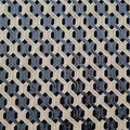 Casa Embellish Dahlia Geo Sequin Fabric-Serenity