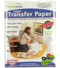 Photo Effects Ink Jet Transfer Paper-8-1/2\u0022X11\u0022