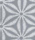 Tommy Bahama Outdoor Fabric 54\u0022-Star Batik Silver Beach
