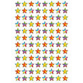 Star Medley superShapes Stickers 800 Per Pack, 12 Packs