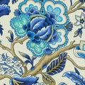 Waverly Sun N Shade Fabric-Imperial Dress Azure