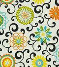 Home Decor 8\u0022x8\u0022 Fabric Swatch-Waverly Pom Pom Play Confetti