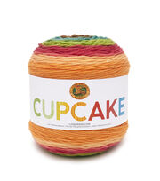 Lion Brand Cupcake Yarn, , hi-res