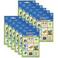 Carson Dellosa Nature Explorers Prize Pack Stickers 12 Packs
