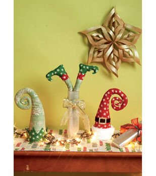 McCall's Pattern M7524 Christmas Decorations