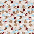 Snuggle Flannel Fabric-Woof Woof & Dog Houses