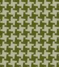 Home Decor 8\u0022x8\u0022 Fabric Swatch-Robert Allen Square Pegs Kiwi