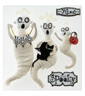 Jolee\u0027s Boutique 5 pk Dimensional Stickers-Wrapped Ghosts