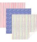 Cricut 3 Sheets 12\u0027\u0027x17\u0027\u0027 Patterned Iron-on Samplers-Ditsy Dots