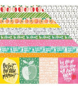 0983051f7da7 Illustrated Faith Fruit of the Spirit 12  x12   Cardstock-Borders