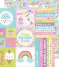 Fairy Tales Double-Sided Cardstock 12\u0022X12\u0022-Fairy Tales