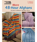 Leisure Arts-More 48-Hour Afghans