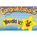 Eureka Recognition Awards-Congratulations