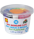 Alex Toys Mini Modeling Clay Set 13 Pcs