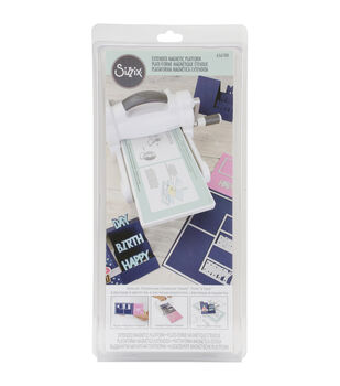 Sizzix Wafer-Thin Dies Extended Magnetic Platform