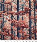 Harvest Cotton Fabric-Autumn Forest