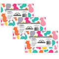 Tropical Punch Pineapples Postcards, 30 Per Pack, 3 Packs