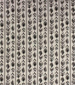 Super Snuggle Flannel Fabric-Sketched Feather