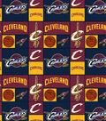 Cleveland Cavaliers Cotton Fabric 44\u0027\u0027-Patch