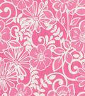 Keepsake Calico Cotton Fabric -Lettsworth Pink